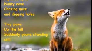 What does the fox says-Ylvis Letra/Lyrics