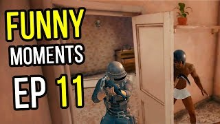 PUBG: Funny Moments Ep. 11
