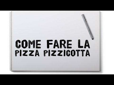 Pizza pizzicotta