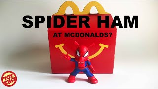 Toy Shiz: Spider-Ham Mcdonalds Toy?