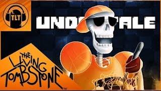 bonetrousle remix (papyrus theme) Undertale The living tombstone