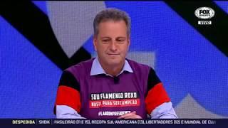 EXCLUSIVO: Rodolfo Landim no Expediente Futebol