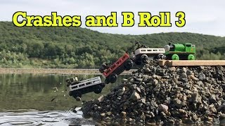 Thomas & Friends - Slow Motion Crashes and b roll 3 (plus deleted scenes)