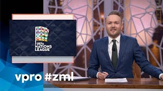 UEFA Nations League - Zondag met Lubach (S09)