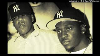 Drug Dealers Anonymous Pusha T - feat. Jay Z (Spyder Edition )