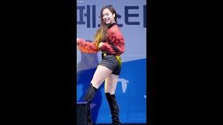 171021 크리샤 츄 (Kriesha Chu) Trouble [크리샤츄] 직캠 Fancam (영스트리트 공개방송) by Mera