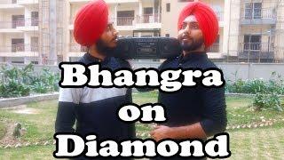 BHANGRA| Diamond | Gurnam Bhullar | URBAN FOLKS | TurbanJackson Intro