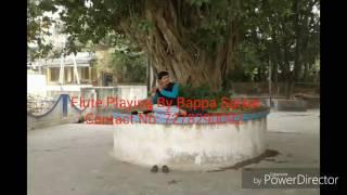 Phoolon ka taaron ka on flute by Bappa Sarkar