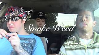 Rated R - Smoke Weed (Feat. Magisto) (Official Music Video) [Prod. by Kosova Beats]