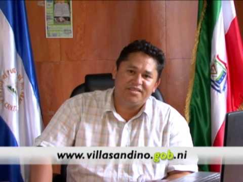 Villa Sandino, Nicaragua. www.villasandino.gob.ni