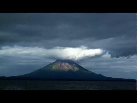 volcano island: Isla de Ometepe Nicaragua