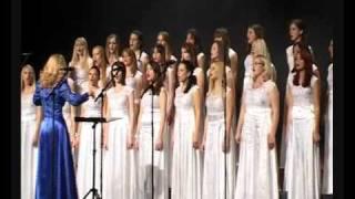 """Gradski djevojački hor """"Lira"""" Gradiška - JOVANO, JOVANKE, makedonska.wmv"""
