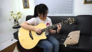 (Rizky Febian) Kesempurnaan Cinta - Josephine Alexandra   Fingerstyle Guitar Cover