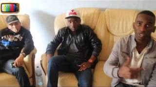 BeauSwaG Tv - rap freestyle no 1 OS-LUTT & GR MAX
