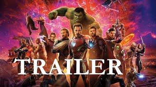 Avengers Infinity War Trailer - Iridescent
