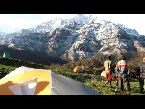 Nepal 2010 – Korchon Danda (3662m)