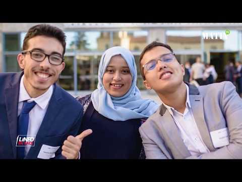 Video : Info en Face : Les jeunes entrepreneurs sociaux à l'honneur