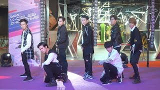 170225 GET7 cover GOT7 - Intro + Hard Carry @ SHOW DC K-Pop Cover Dance (Audition)