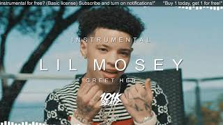 🔥 Lil Mosey - Greet Her INSTRUMENTAL (101K Remake) 🔥
