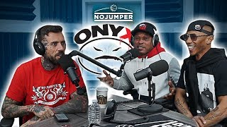 The Onyx Interview ( No Jumper)