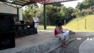 MAXI1000IANO no Sarau do Projeto Reviver Cultura de Rua