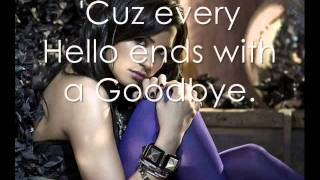Demi Lovato - Catch Me // Lyrics ♥