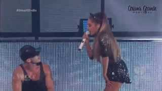 Ariana Grande - Be My Baby Live at iHeartRadio Music Festival 2014