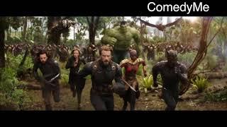 avengers- infinity flute