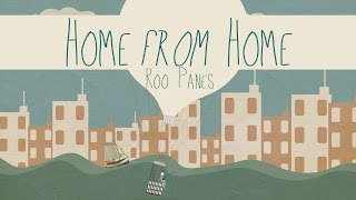 Roo Panes - Home From Home (Lyric Video)
