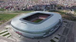 Serkan Kaya - Sivasspor Marşı (Official Video)