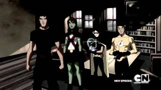 Young Justice Our Town AMV