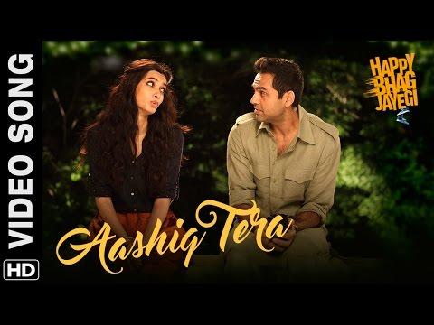 Aashiq Tera Lyrics - Happy Bhag Jayegi