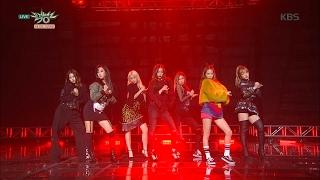 뮤직뱅크 Music Bank - 씨엘씨 - 도깨비 (CLC - Hobgoblin).20170203