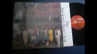 New Jersey Mass Choir, Jesus Precious King (Funk Vinyl 1986) HD