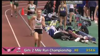 NEW BALANCE 2 MILE WOMENS CHAMPIONSHIP