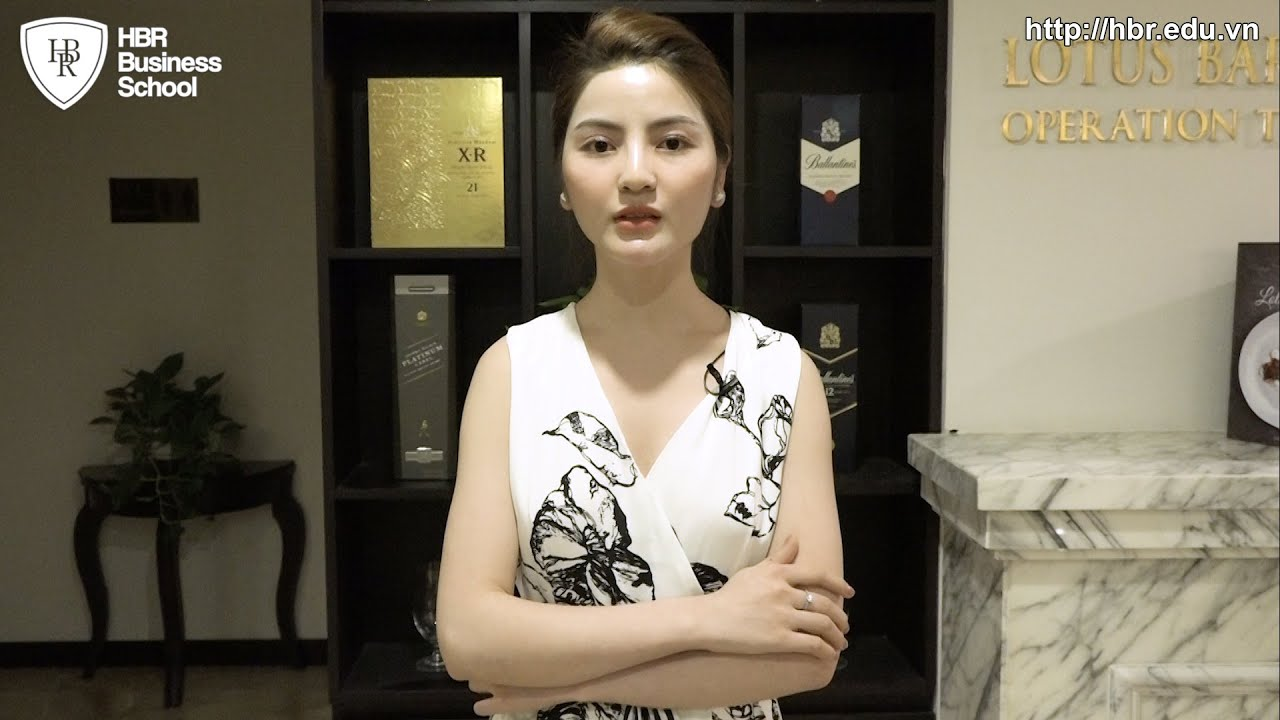 Cảm nhận học viên trường doanh nhân HBR - Chị Chu Thanh Huyền