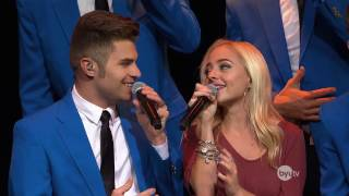Sleigh Ride | Madilyn Paige and Vocal Point LIVE performance
