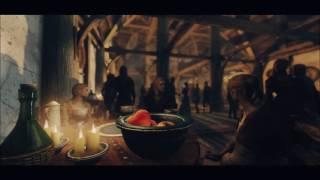 The Elder Scrolls V: Skyrim OST | Tavern Song - Bards Lute Music
