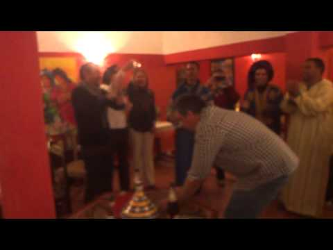 New Year Party Morocco 2012-2013 – Hotel Dar Rita in Ouarzazate – part 7
