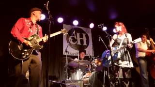 """Ginger St. James - """"That's Alright Mama"""" (Elvis cover) - Live @ Oasis Lounge"""