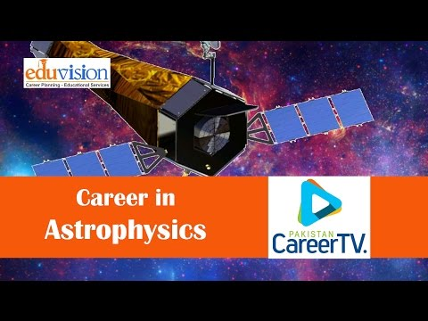 Career in Astrophysics