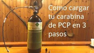 Cómo cargar tu carabina de PCP en 3 pasos [4K] | CarabinasYPistolas