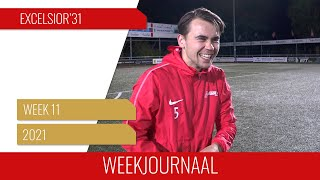 Screenshot van video Excelsior'31 weekjournaal - week 11 (2021)