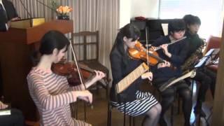 特別演奏:Messiah No13 「Pastral Symphny」南町田教会旧会堂