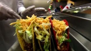 Inside Taco Bell Headquarters: Top-Secret Recipes (from Unwrapped) | Food Network