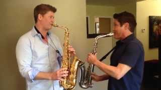 Michael Lington and Dave Koz | Create Now