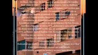 08-CONECTO AL PLEXO ft. Dj Chonza (prod. FAO)
