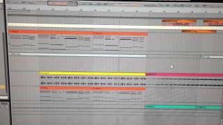 Dj Farre - All Alone (Making of) teaser