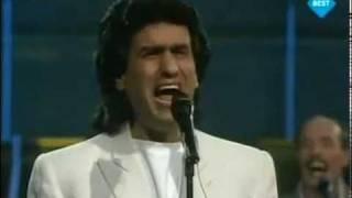 Toto Cutugno - Insieme 1992 (Eurovision 1990 Italy) Miran Rudan, Pepel in kri