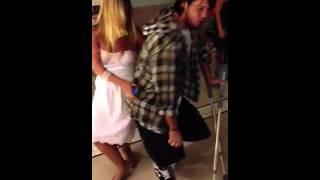 Festa da Lú, dança gatinho dança...